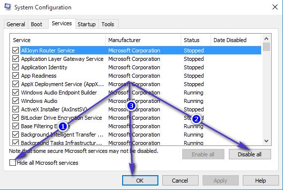 Cách khởi động sạch máy tính Windows - Vi tính quận 7