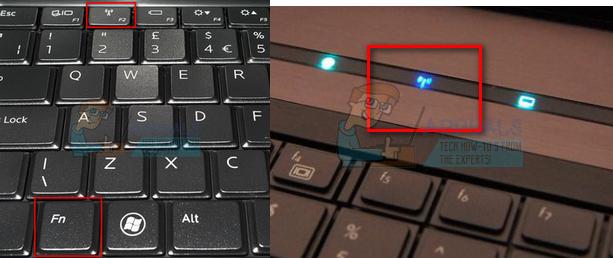 Cách sửa lỗi wireless capability is turned off - Vi tính quận 7